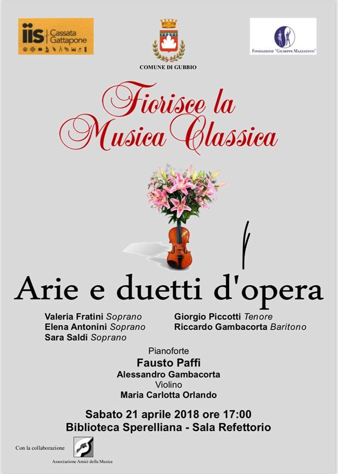 Arie e duetti d'opera